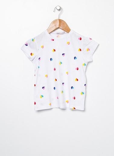 Koton Kids Tişört Beyaz